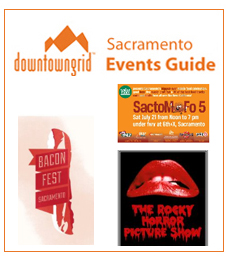 Sacramento Events Guide