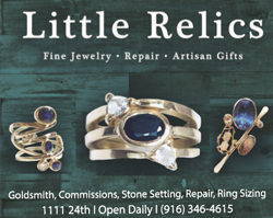 Little Relics Boutique & Galleria (Open - online, IG shopping, pickup)