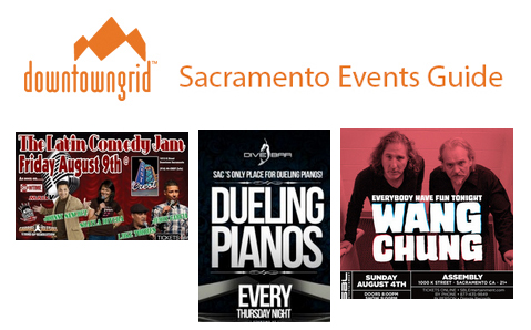 Sacramnto Events 8/1/13