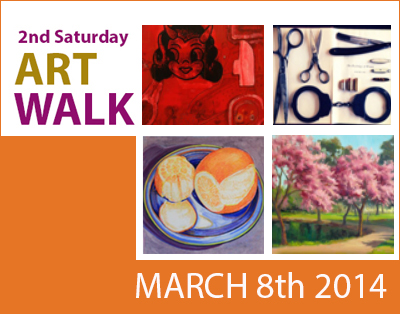 2nd Saturday Art Walk