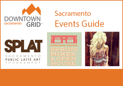 Sacramento Events Guide 3/12/14