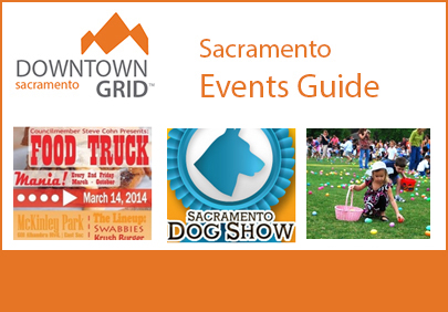Sacramento Events Guide 4/9/14