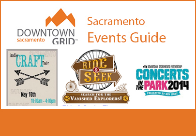 Sacramento Events Guide 5/7/14
