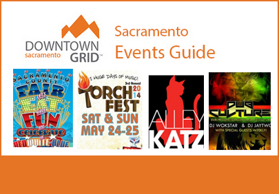Sacramento Events Guide 5/21/14
