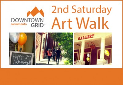 2nd Saturday art walk sacramento august 2014