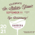 2021 Barbera Festival in Amador Wine Country