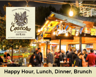 La Cosecha   (outdoor dining)