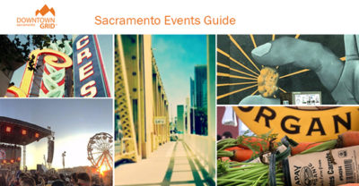 Sacramento Events Guide 10/9/17