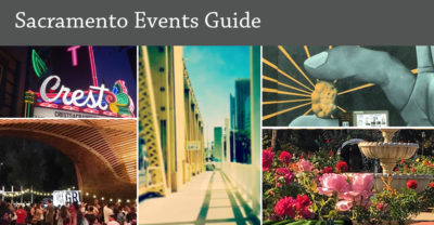 Sacramento Events Guide 4/3/19