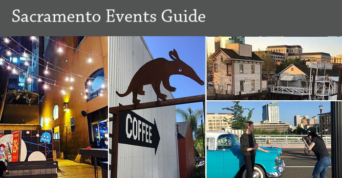 Sacramento Events Guide 3/11/20