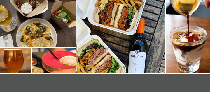 Sacramento Take-Out/ Dine-IN Dining Guide