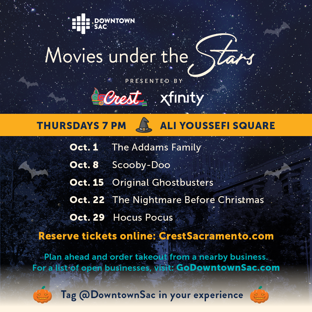 Movies Under the Stars @ Ali Youssefi Square