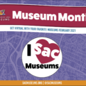 SAM: I Love Museum Month [VIRTUAL]