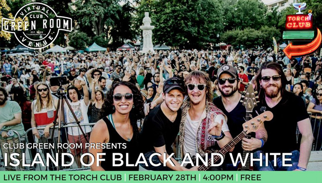 Island of Black and White - Live from the Torch Club