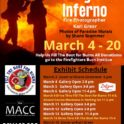 Art & Culture Exhibit: Facing the Inferno