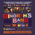 Dinorah's Band- Latin Pop Rock Concert [Live + VIRTUAL]