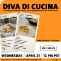 Virtual Cooking Demo feat. Diva di Cucina [VIRTUAL]