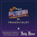 Transviolet @ Holy Diver (IN PERSON)
