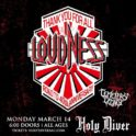 LOUDNESS LIVE @ Holy Diver