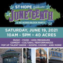 1st Annual Juneteenth @ 40 Acres Block Party - 2021