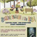 Capital Books on K: Summer Reading IN THE PARK