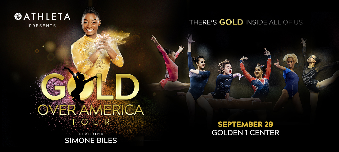 Gold Over America Tour @ The Golden One (NEW DATE)