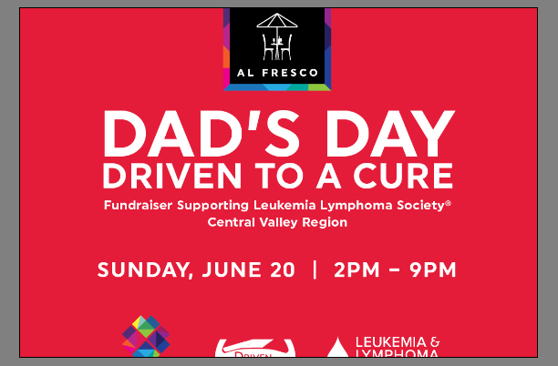Dad's Day Driven to a Cure @ DOCO (car show + music)