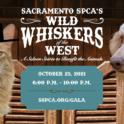 Sacramento SPCA Fall Gala: Wild Whiskers of the West