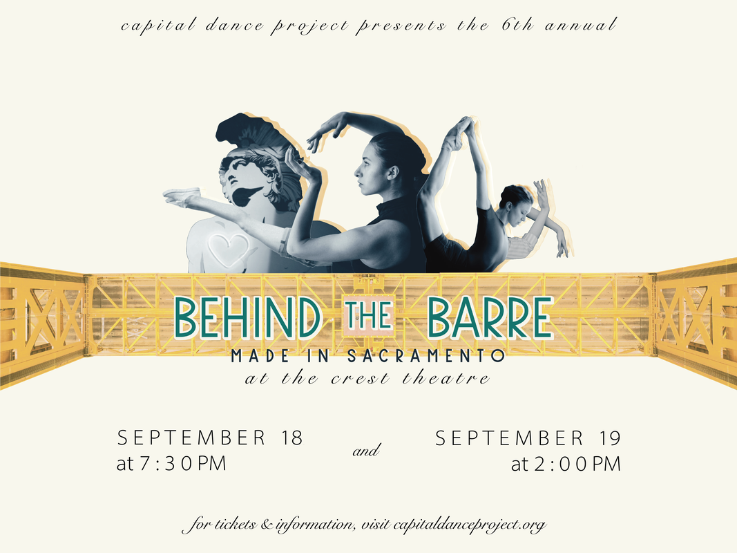 Behind the Barre: Made in Sacramento @ The Crest