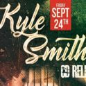 Kyle Smith @ The Boardwalk (OFF THE GRID)